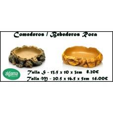 Comedero / Bebedero Roca