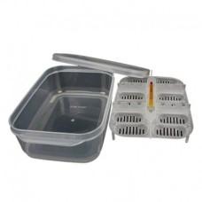 Caja plastica incubadora