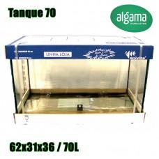 Tanque Cristal 70