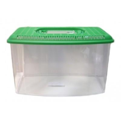 Transportín pequeño pvc transparente