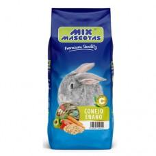Alimento  Conejo enano 1kg