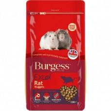 """Alimento para Ratas """"Burgess"""""""
