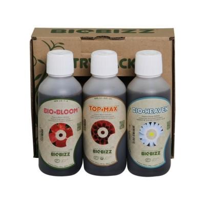 Biobiz Pack fertilizante -  try pack